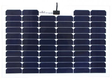 Photovoltaik Leichtmodul solYid Rigid 12V-70Wp