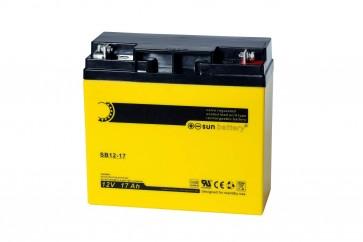 Bleiakkumulator SUN SB12-18 18 Ah