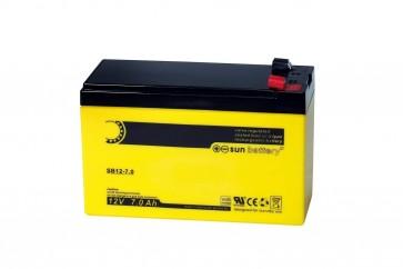 Bleiakkumulator SUN SB12-7.0 7 Ah