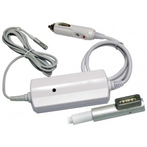 KFZ Ladegerät 60W für Apple MacBook MagSafe-Anschluss