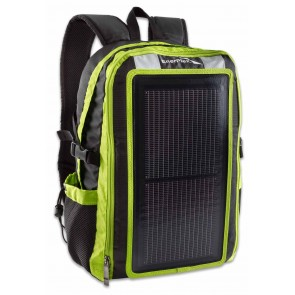 Ascent EnerPlex Packr Solar Backpack green