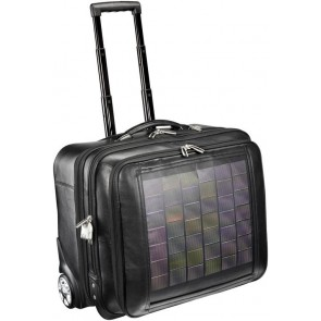 Picard Leather Trolley with Sunload MultECon Charger M5