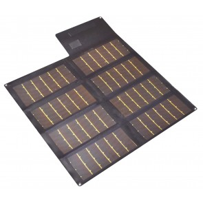 P3-30W solar panel, flexible and foldable