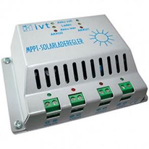 IVT MPPT carica solare regolatore 3A