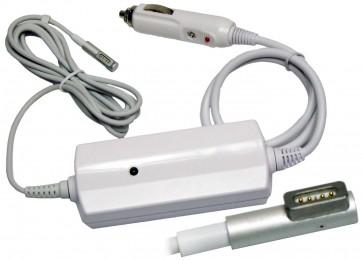 Cargador de coche para el conector MagSafe de Apple MacBook 85W