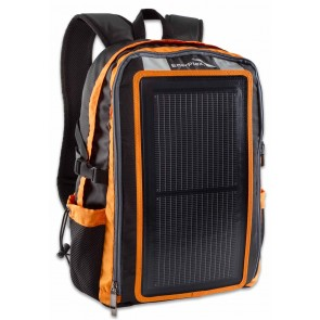 Ascent EnerPlex Packr mochila solar, naranja