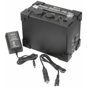 Power Station PS-300 con inversor de onda sinusoidal integrado