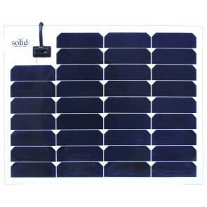 SolYid Rigid panel solar 12V - 35Wp