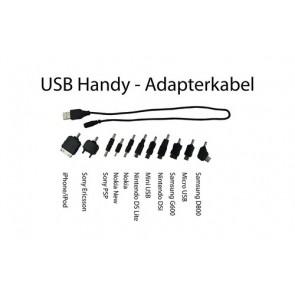 Adaptador USB de Sunload de 12 piezas establecido para los teléfonos móviles
