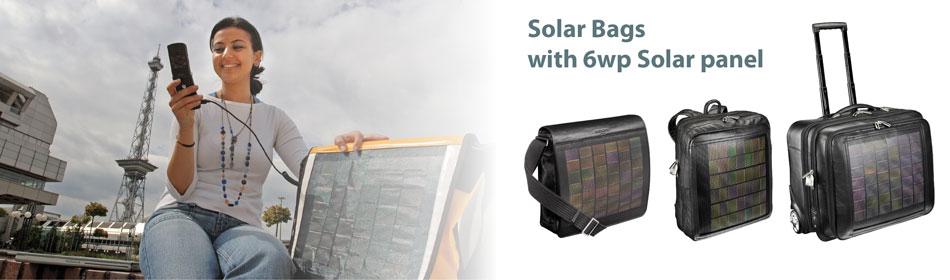 sunload solar bag