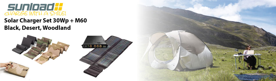 solar charger sets
