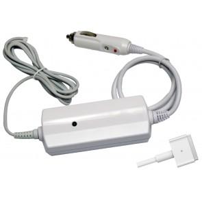 KFZ Ladegerät 85W für Apple MacBook MagSafe2 Anschluss