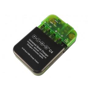 PIXO C4 Universal-Schnell-Ladegerät 12V/230V