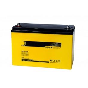 Bleiakkumulator SUN SB12-100 100 Ah