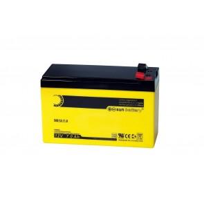 AGM Lead Acid Battery SUN SB12-7.0