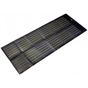 P3-75W solar panel, flexible and foldable