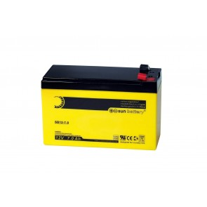 La batterie plomb-acide SUN SB12-7.0 7 Ah