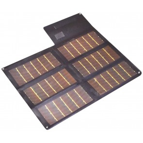 P3-20W solar panel, flexible and foldable